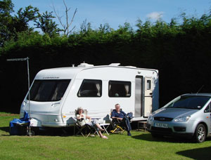 Original Static Caravan For Hire Located On The Stunning Seton Sands Holiday