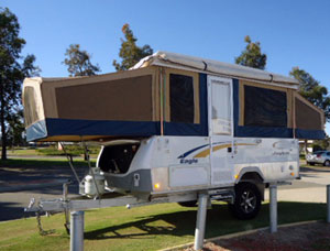 Towing Caravan Hire